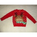 ♥ Vánoční svetřík ♥